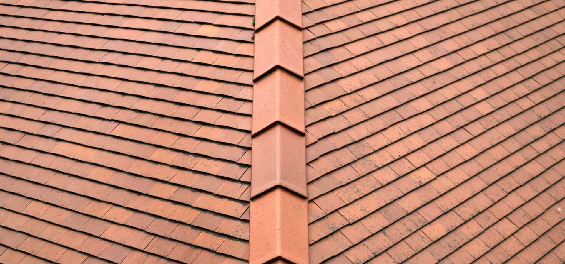 Ridge Cap Repair & Roof Repointing